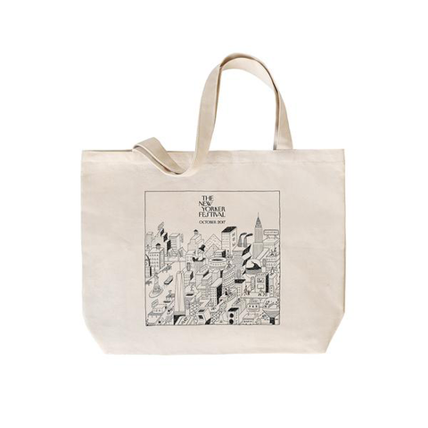 The New Yorker Festival Tote