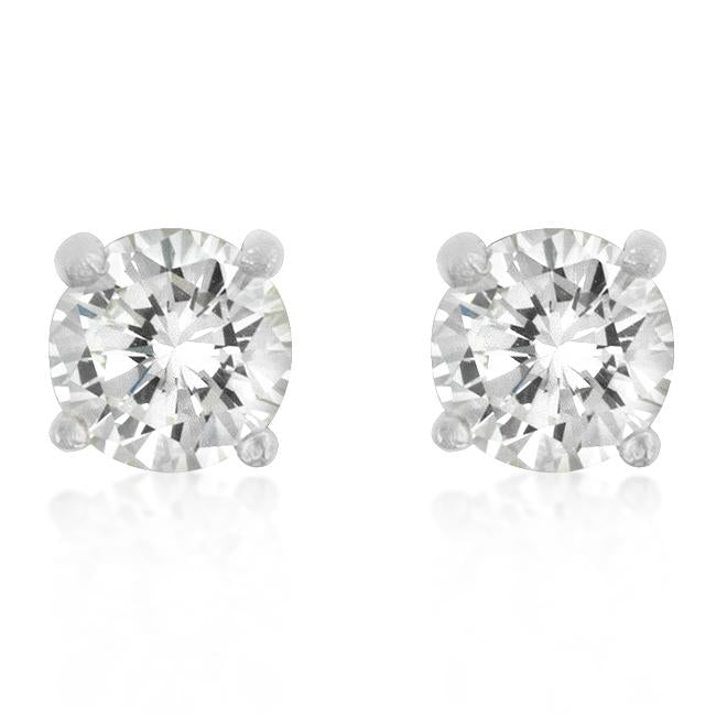Jacqueline Stud Earrings - Opulent Lifestyle