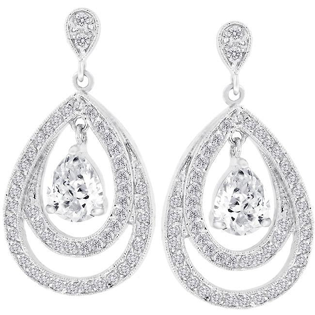 Milan Earrings - Opulent Lifestyle