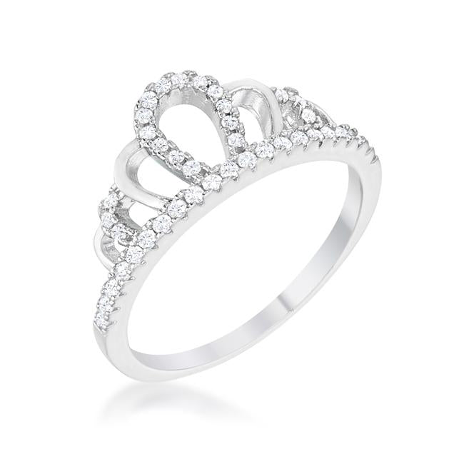 Stella Crown Cocktail Ring - Opulent Lifestyle