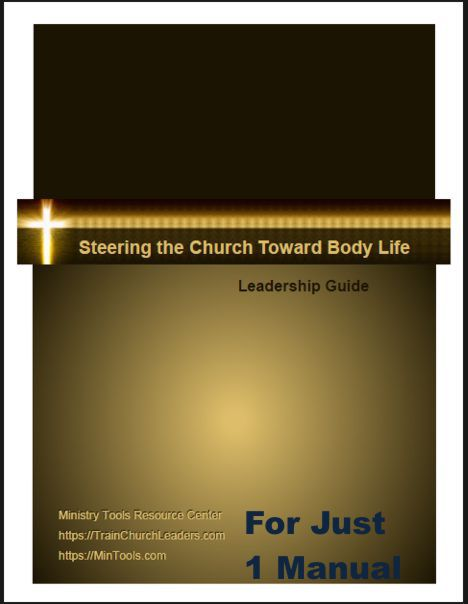 Steering the Church Toward Body Life