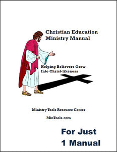 Christian Education Ministry Training