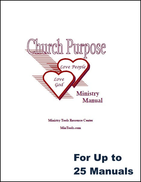 Teach Your Group about God's Church Purpose