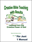 Creative Bible Teaching Workbook