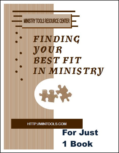 Spiritual Gifts Resources as Downloads – Ministry Tools Resource