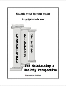 Foundational Pillars of Truth Discussion Guides