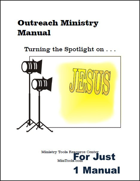 Outreach Ministry Manual