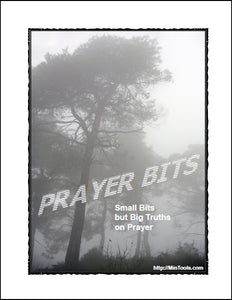 Prayer Bits Devotional