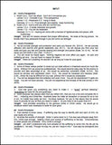 Walk the Walk Even When It Hurts Input Sample