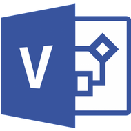 Microsoft Visio 2016 Training (50 lessons; the lessons are between 2 and 6 minutes in length )