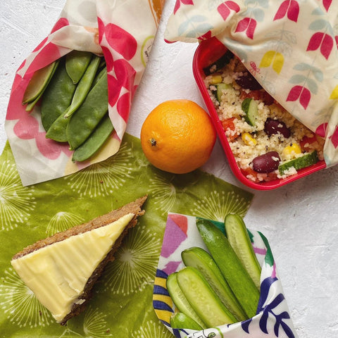 Love for your Lunchboxes - two recipes to inspire!