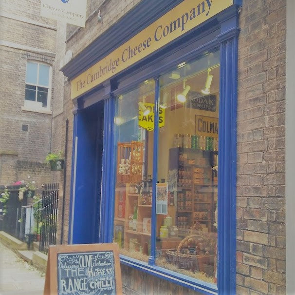 The Cambridge Cheese Company makes move towards operating plastic free