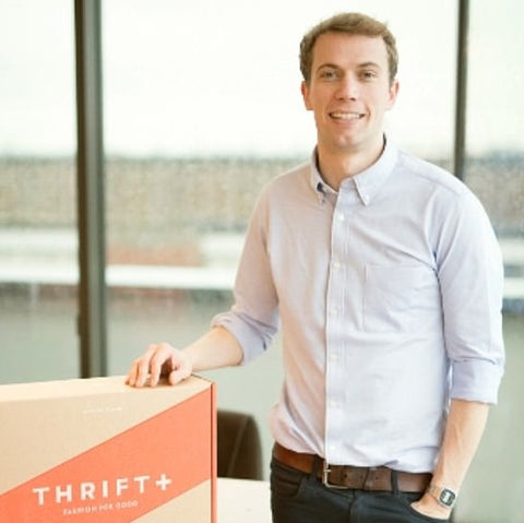 Joe Metcalfe non-executive director BeeBee Wrap and Founder and CEO of Thrift+