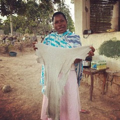 Nandi with period rags periods poverty Ulufu