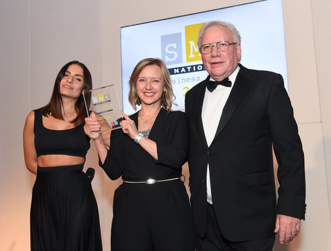Kath Austin wins SME National Entrepreneur of the Year