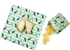 Puffin Mixed Pack BeeBee beeswax wraps