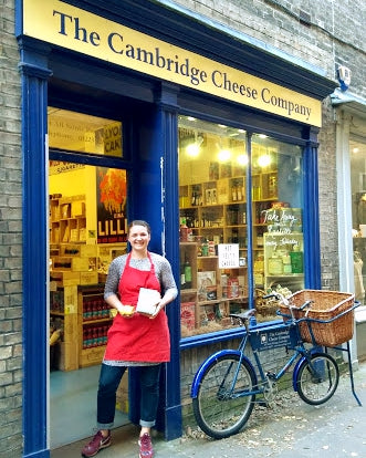 Esther from Cambridge Cheese