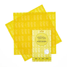 The Sandwich Pack'Beeswax Wraps
