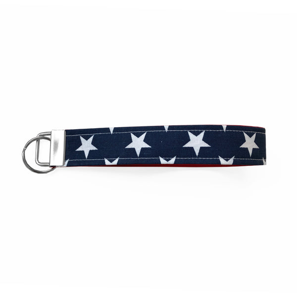 Blue Star Key Fob