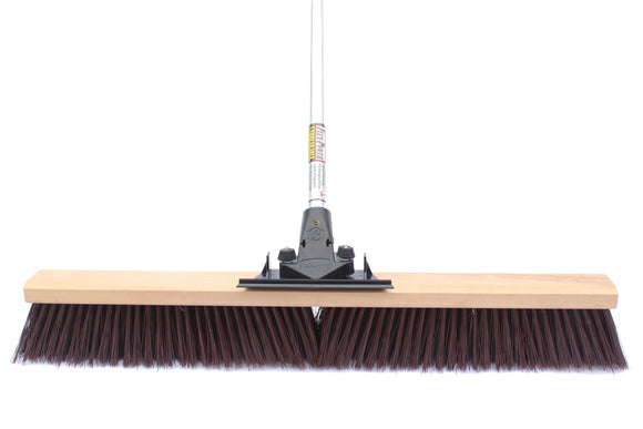 30″ Coarse Push Broom (6 Pack) - FlexSweep