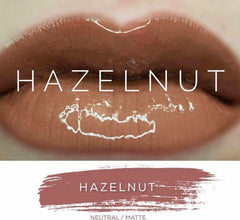SHOP LIPSENSE HAZELNUT LIP COLOR - FANCY LIPPIES AND BEAUTY BY ROCHELLE