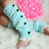 Baby & Girl's Knitted Leg Warmer 1108 Boutique