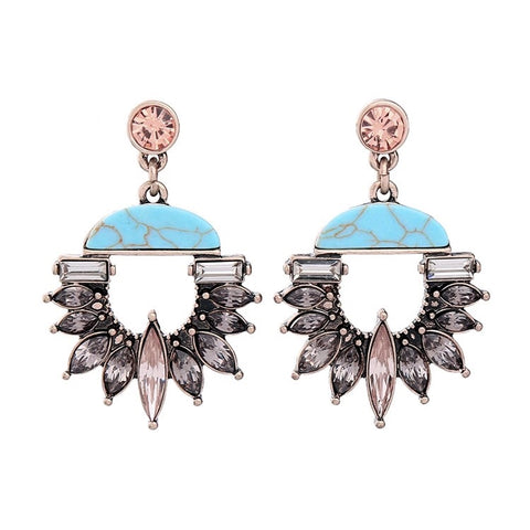 Tribal Statement Earrings 1108 Boutique