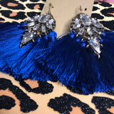 Gabriella Tassel Earrings 1108 Boutique