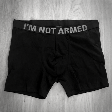 I Am Not Armed