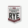 Rye Label Sticker