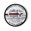 Sagamore Spirit Distillery Campus Patch