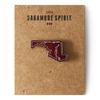 Sagamore Spirit Maryland State Pin