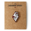 Sagamore Spirit Distillery Campus Pin