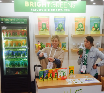 Bright Greens Expo West