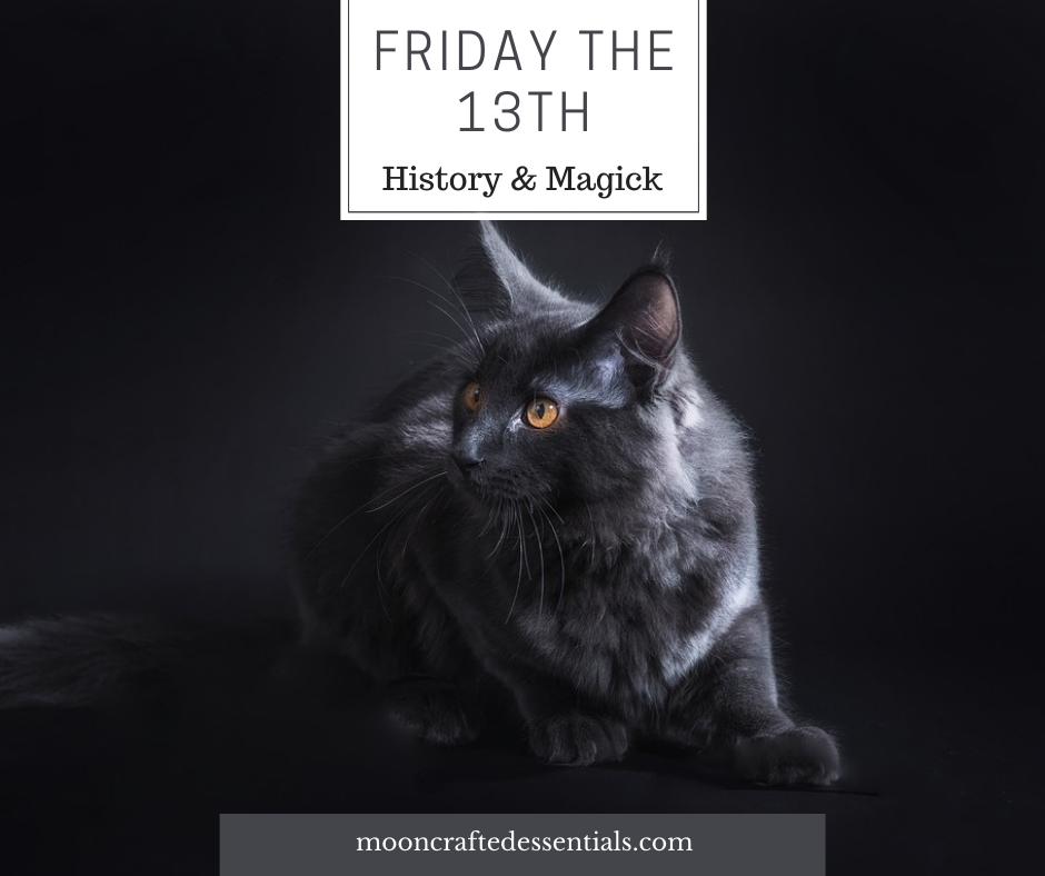 The magick of Friday the 13th
