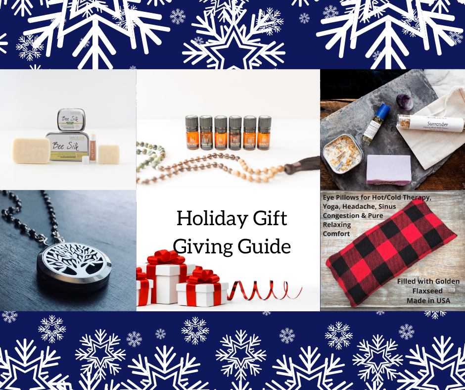 The Aromatic Holiday Gift Guide