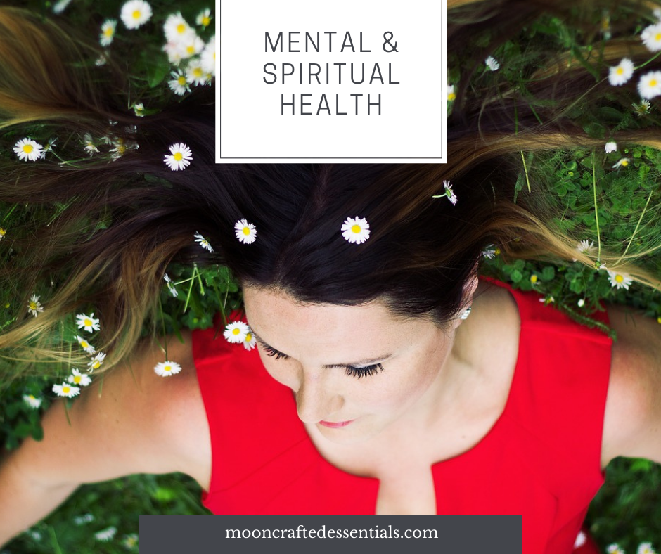 Mental & Spiritual Health- Paganism and mental health disorders