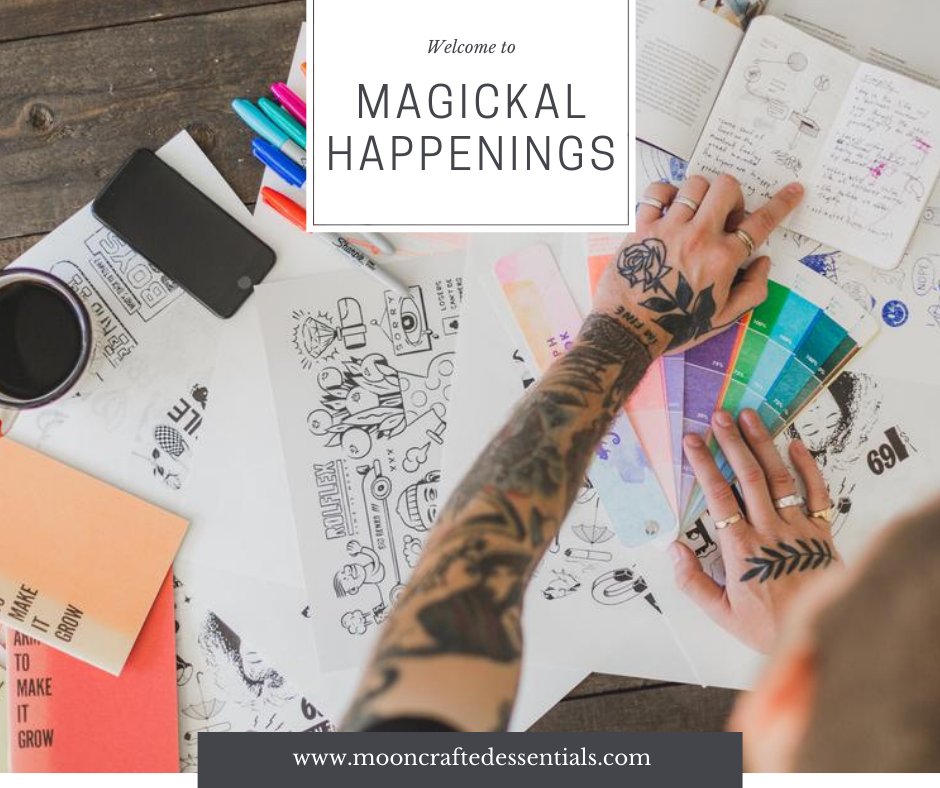 Welcome to Magickal Happenings