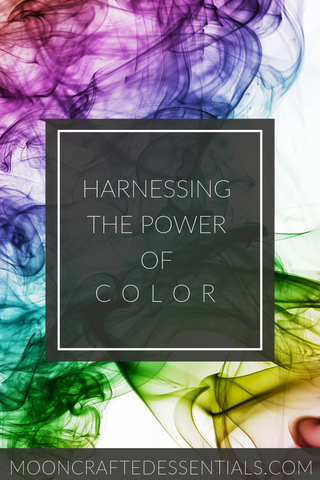 Harnessing the power of color: an introduction to color magick