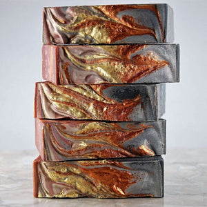 MoonCrafted Essentials:Dragon's Fire Soap,Soap