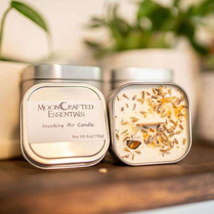 MoonCrafted Essentials:Invoking Air Candle,Candle