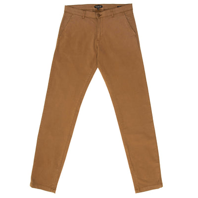 Pantalon chino beige homme The Clothing Kit - Face