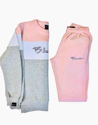 BLC Brand Logo Sweat Suit