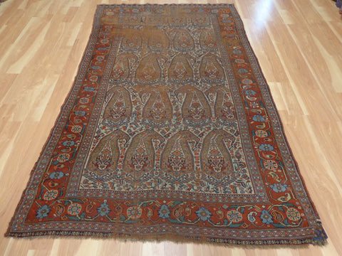 Antique Tribal Afshar Rug
