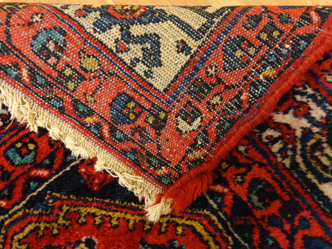 Hussainabad Rug Weave