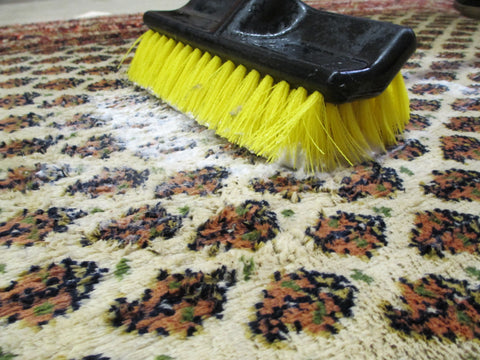 Washing an Oriental Rug