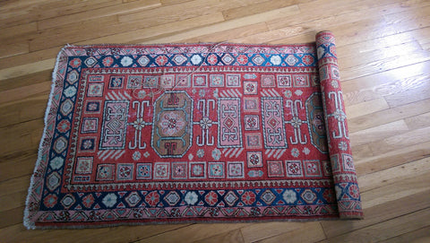 Persian Rug Roll