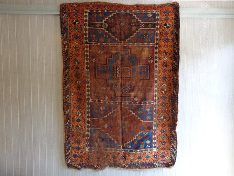 Turkish Rug Hanging