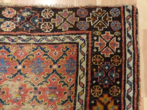 Persian Rug, 3' 5 x 13' 2 Red Antique - Jessie's Oriental Rugs