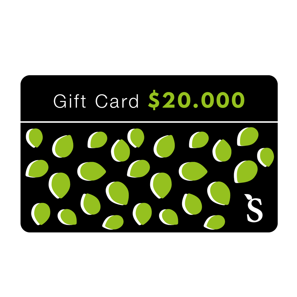 Gift Card Digital $20.000 - Mercado Silvestre